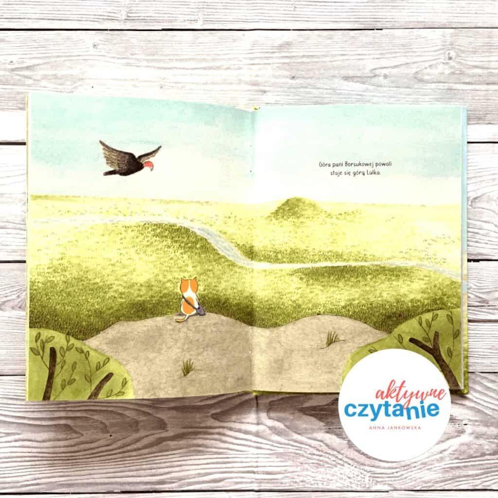 Droga nagórę recenzja ksiązki dla dzieci