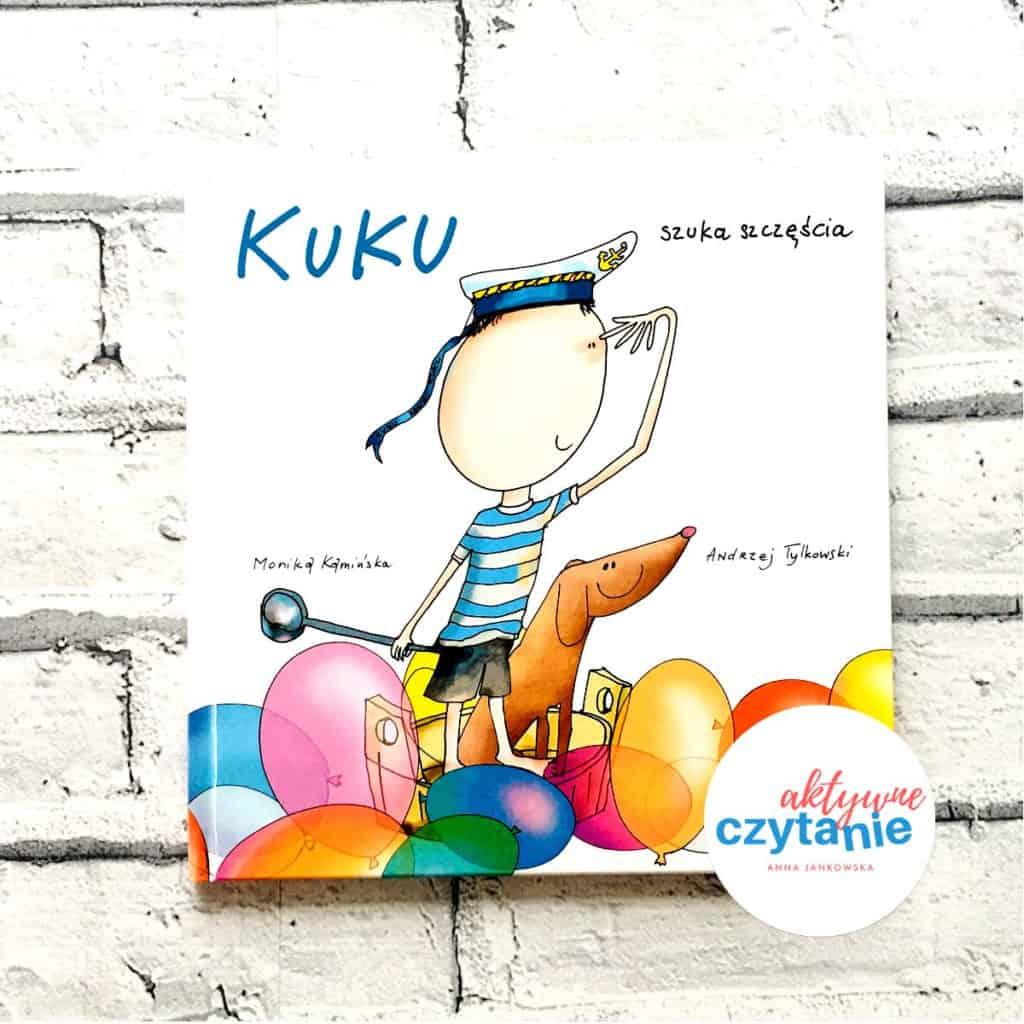 Kuku szuka szczęścia recenzja ksiązka dla dzieci