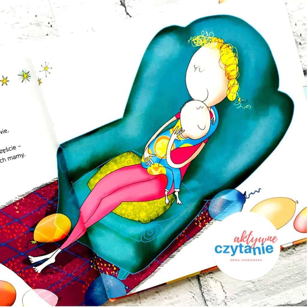 mama Isyn ksiązki dla dzieci