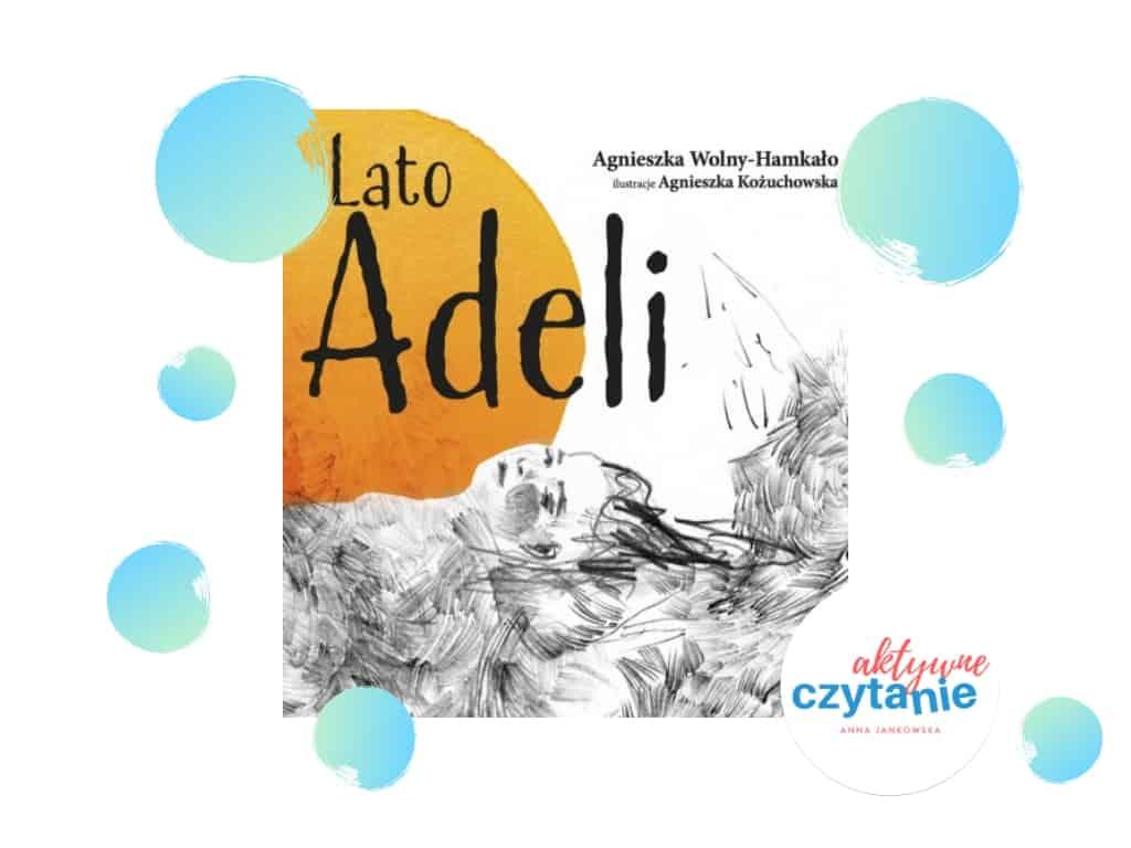 Lato Adeli ksiązka dla dzieci