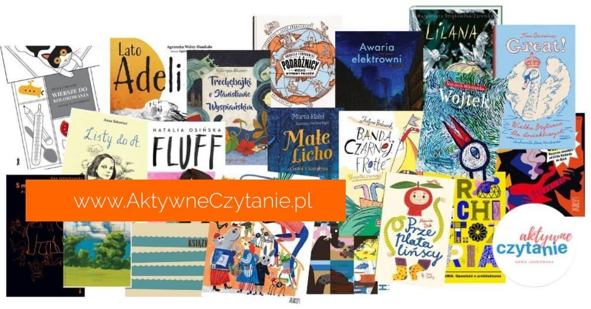 20 książek dla dzieci 2019