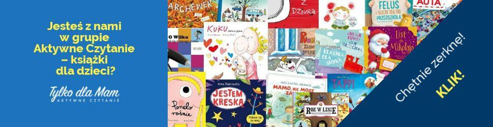 Aktywne Czytanie książki dla dzieci