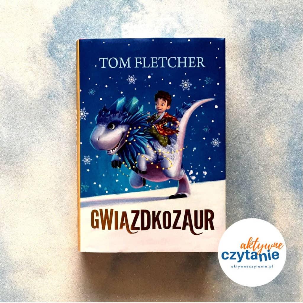 Gwiazdkozaur recenzja książki dla dzieci