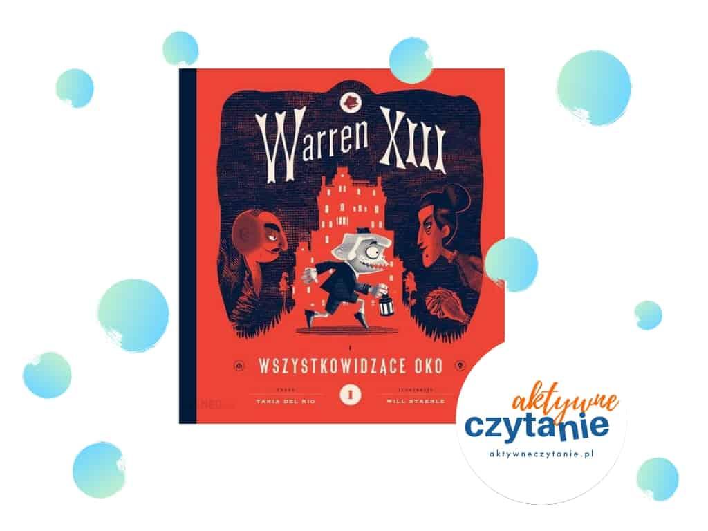 Warren XIII iWszystkowidzące Oko recenzja recenzja