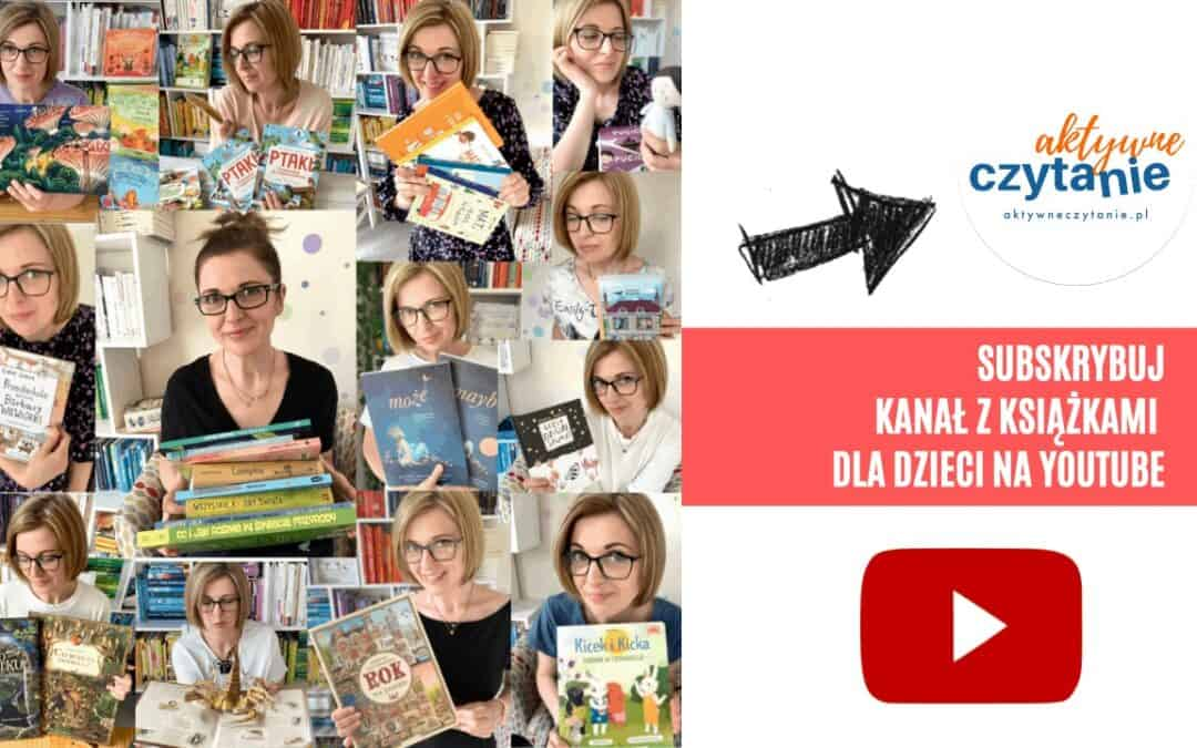 Recenzje filmowe książek dla dzieci. Video recenzje