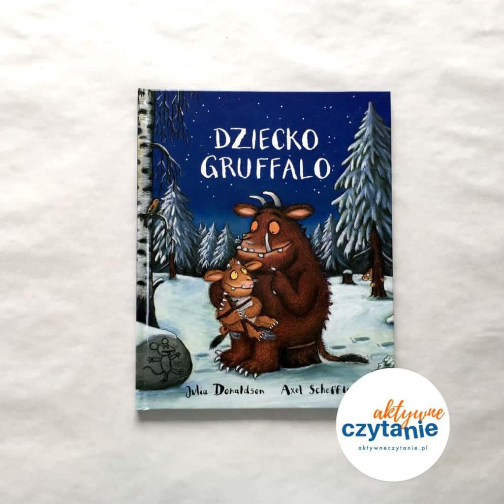 Dziecko Gruffalo ksiązki dla dzieci recenzja