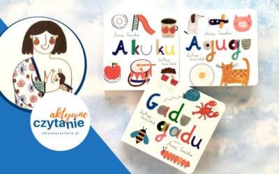 """Pierwsze książki. Seria """"A kuku"""", """"A gugu"""", """"Gadu, gadu"""""""