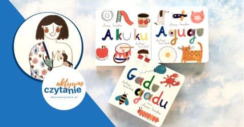 Ksiązki dla niemowlaków pierwsze ksiązki