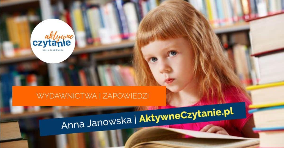 książki dla dzieci dziewczynka czyta