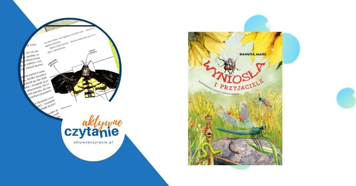 Wyniosła iprzyjaciele ksiązki dla dzieci