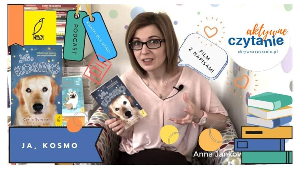 ja kosmo recenzja ksiązki dla dzieci