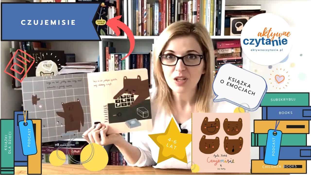 Czujemisie recenzja ksiązki dla dzieci