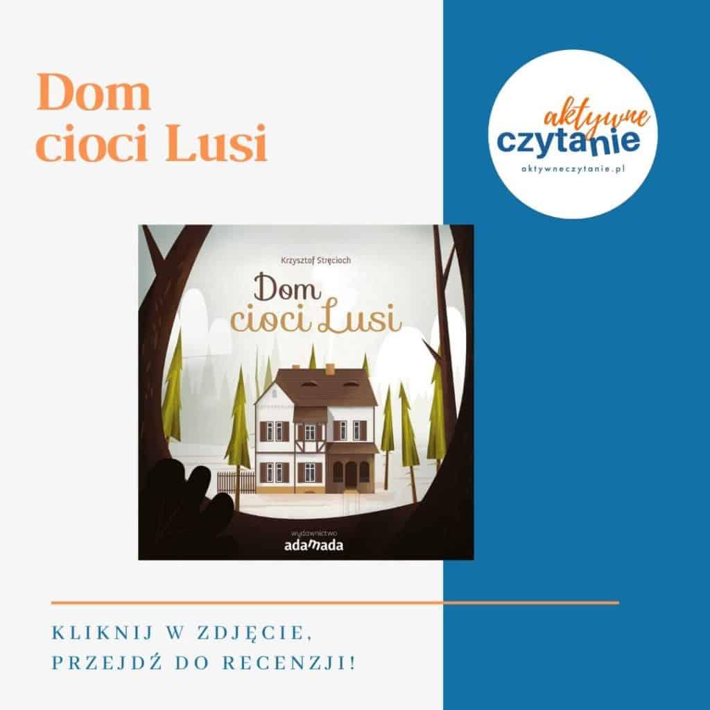 Dom cioci Lusi książki dla dzieci montessori