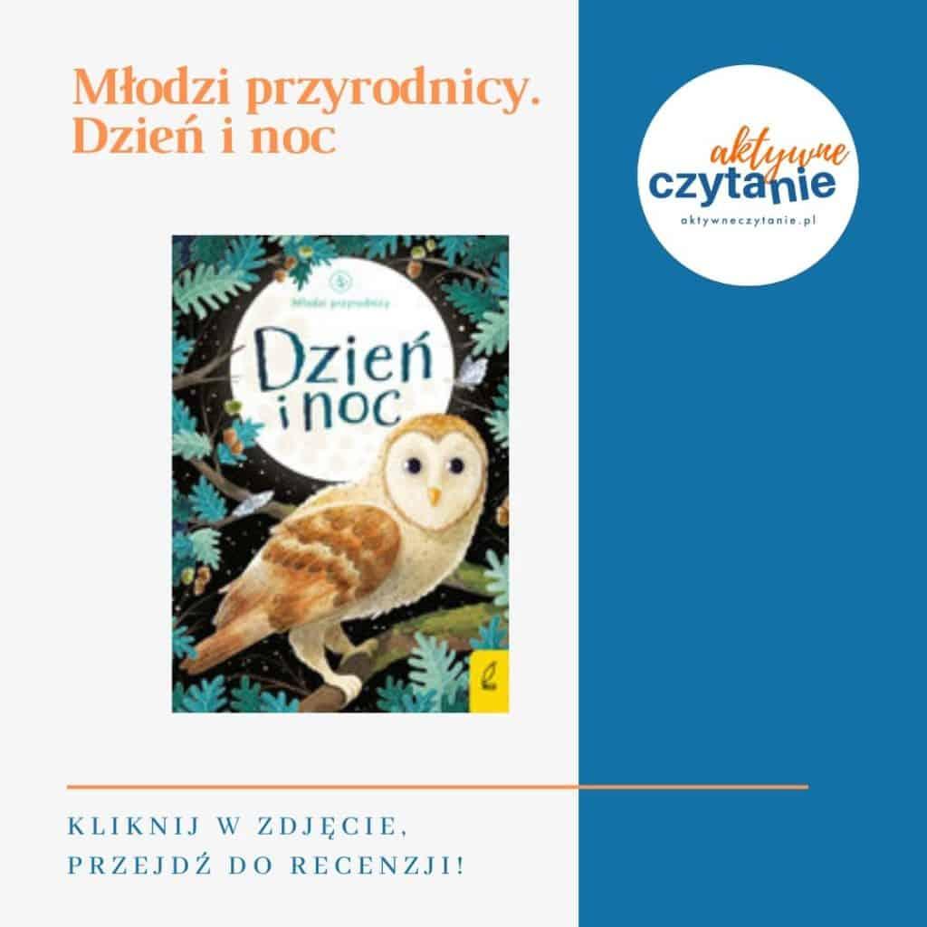 Młodzi przyrodnicy dzień inoc książki dla dzieci montessori