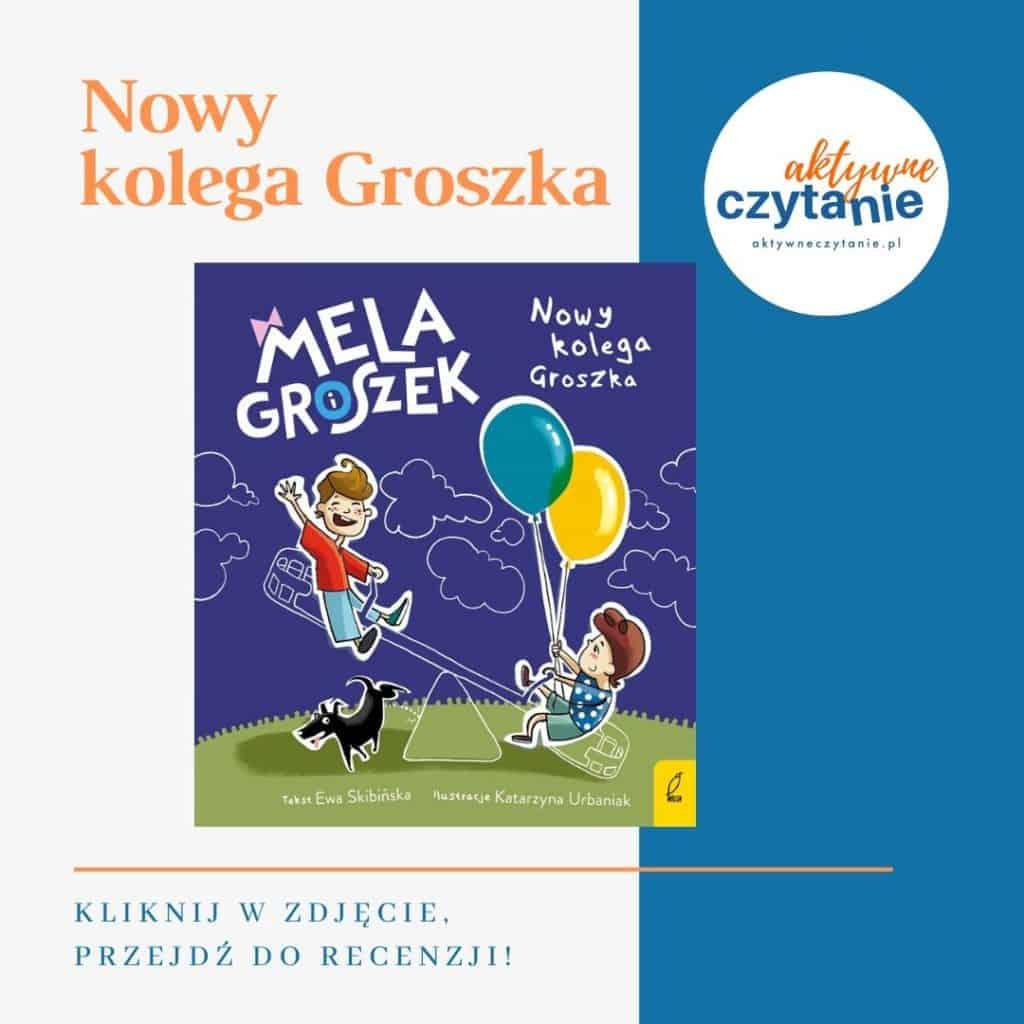 Nowy kolega groszkaksiążki dla dzieci montessori friendly