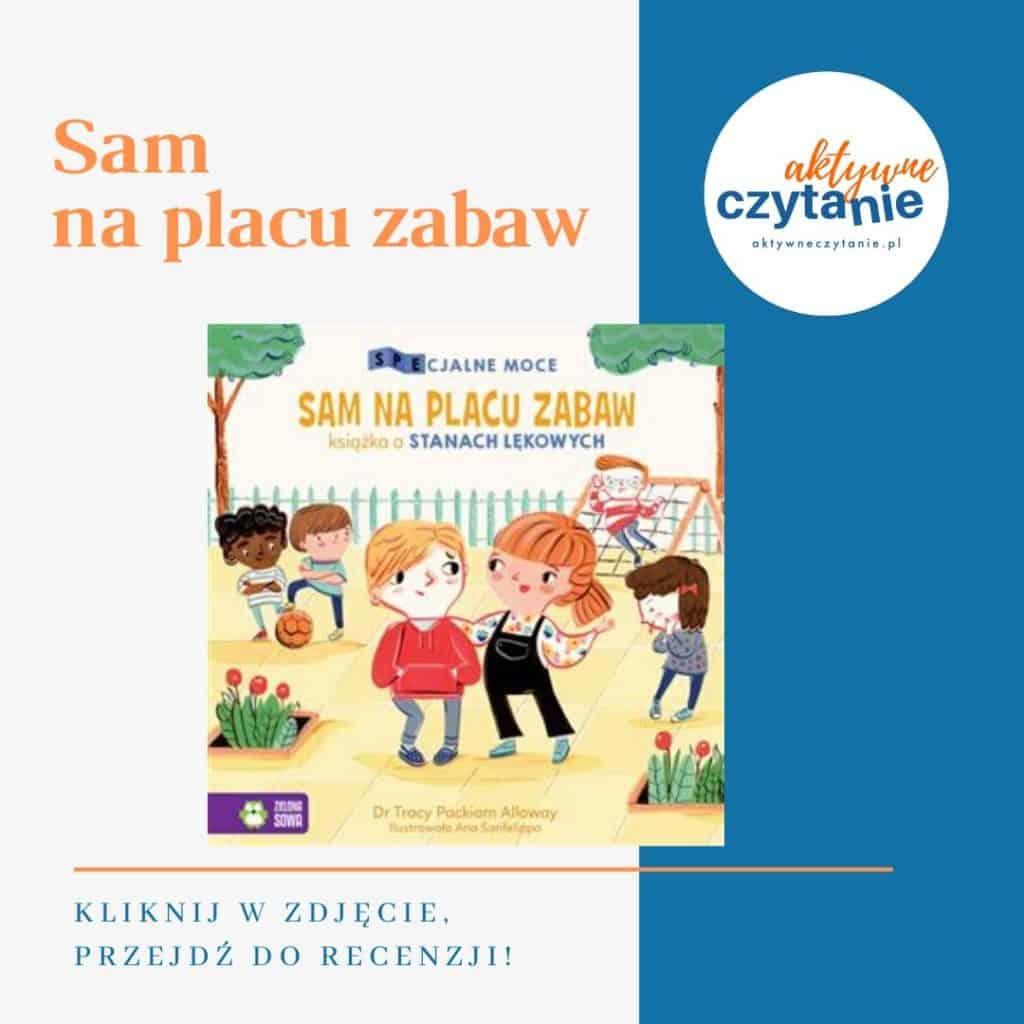 Sam naplacu zabaw książki dla dzieci montessori