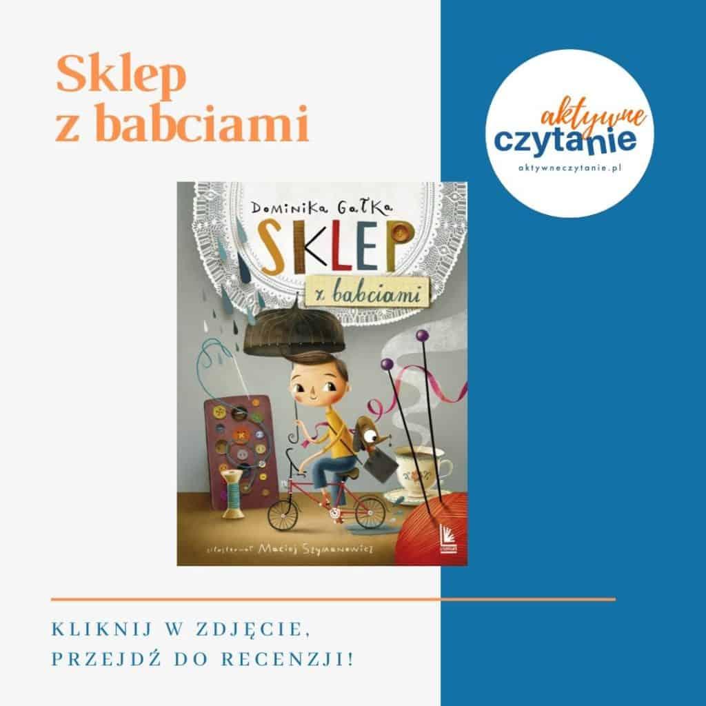 Sklep zbabciami książki dla dzieci montessori friendly