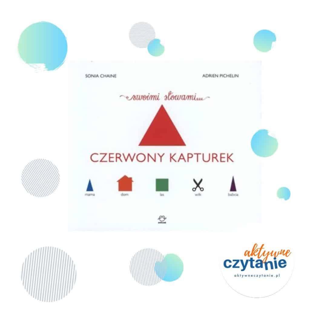 Czerwony Kapturek swoimi słowami interaktywna książka