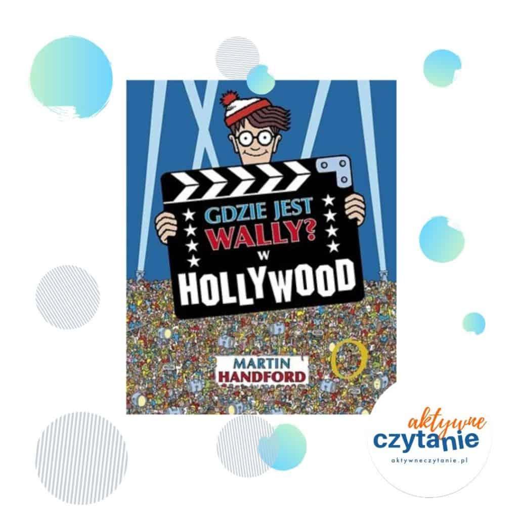 Gdzie jest Wally? WHollywood interaktywna ksiązka dla dzieci