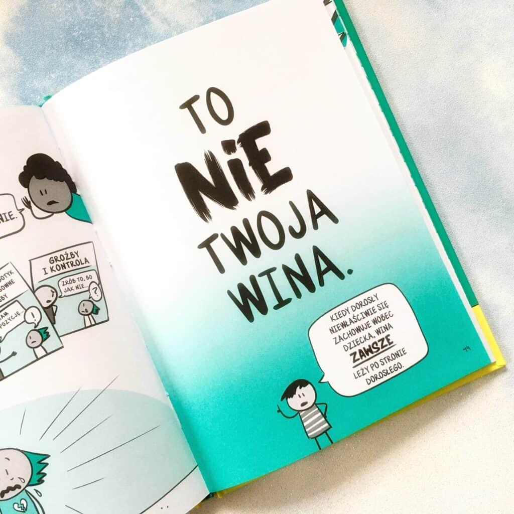 ksiązki dla 7 latków asertywność