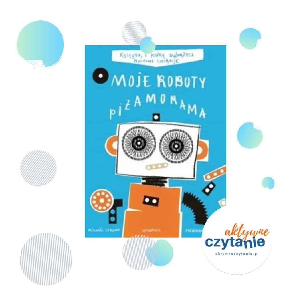 Moje roboty interaktywna ksiązka dla dzieci