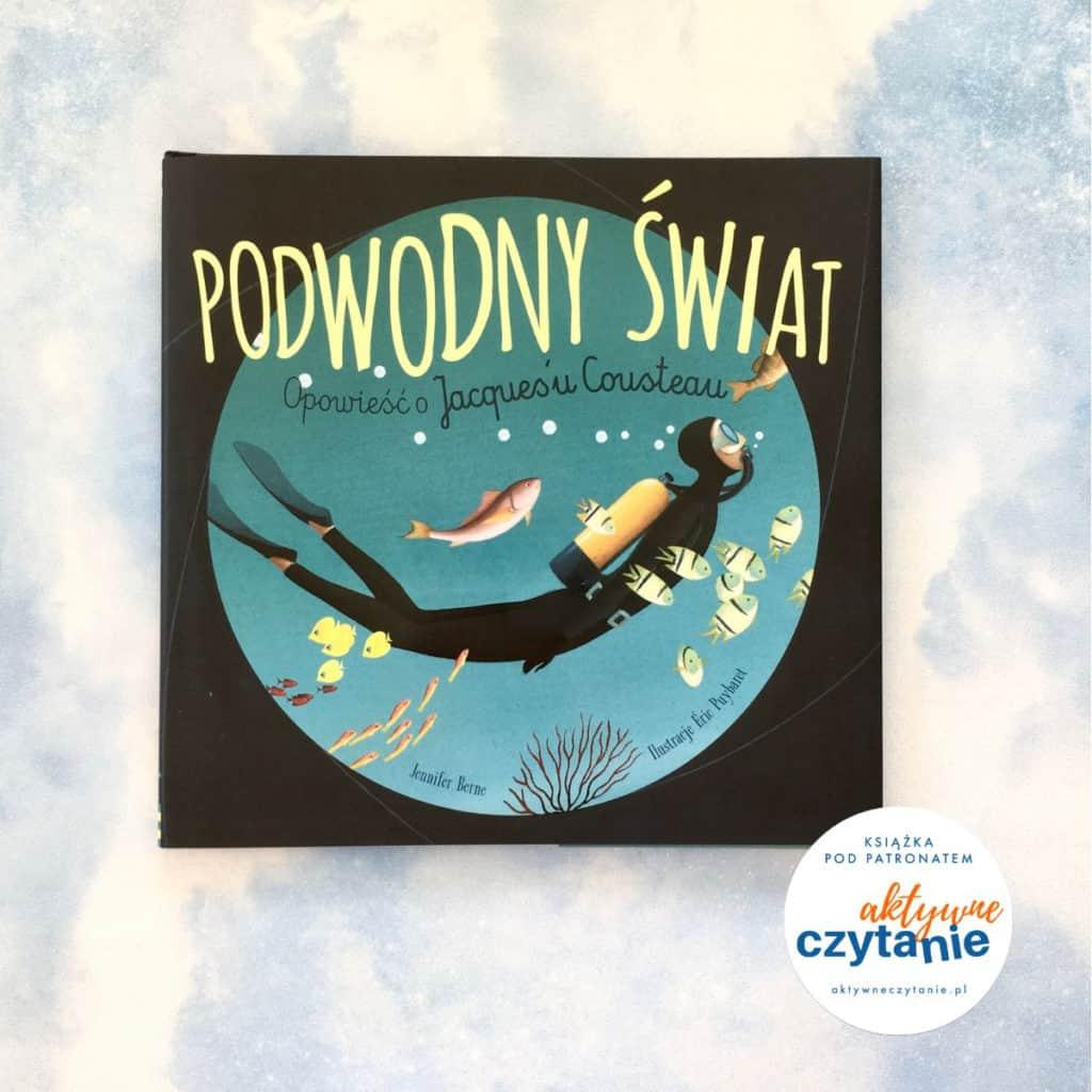 Podwodny świat recenzja książki dla dzieci