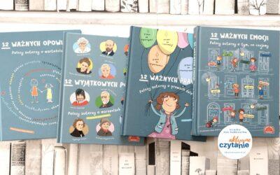 12 ważnych emocji. Polscy autorzy otym, co czujemy
