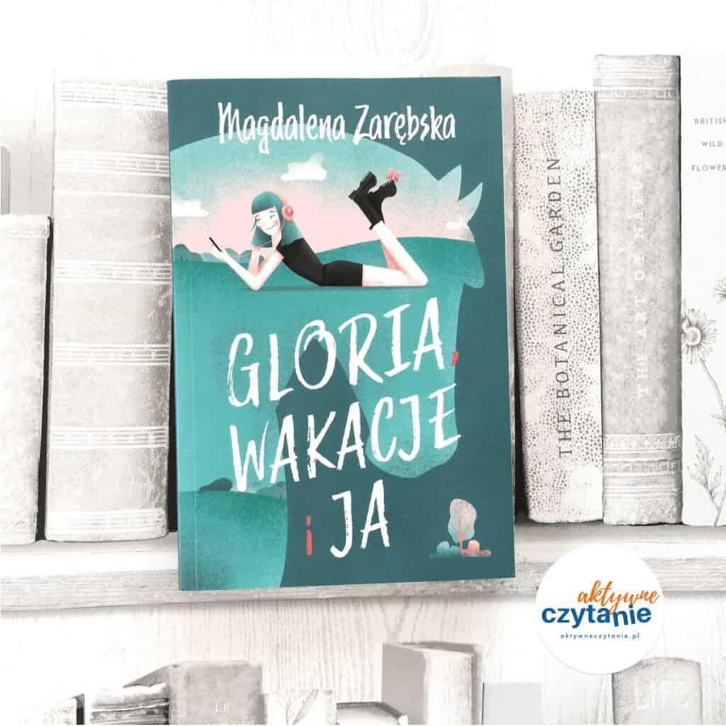 Gloria, wakacje ija książka zgłoszona doplebiscytu