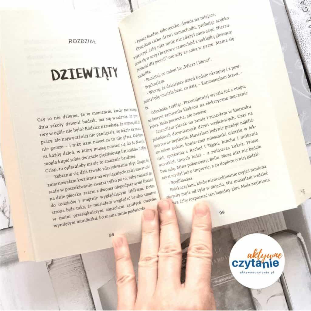 Super przypał książka zgłoszona doplebiscytu