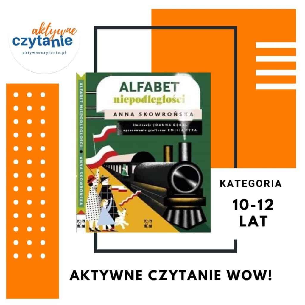 Alfabet Niepodległości książki dla dzieci Polska