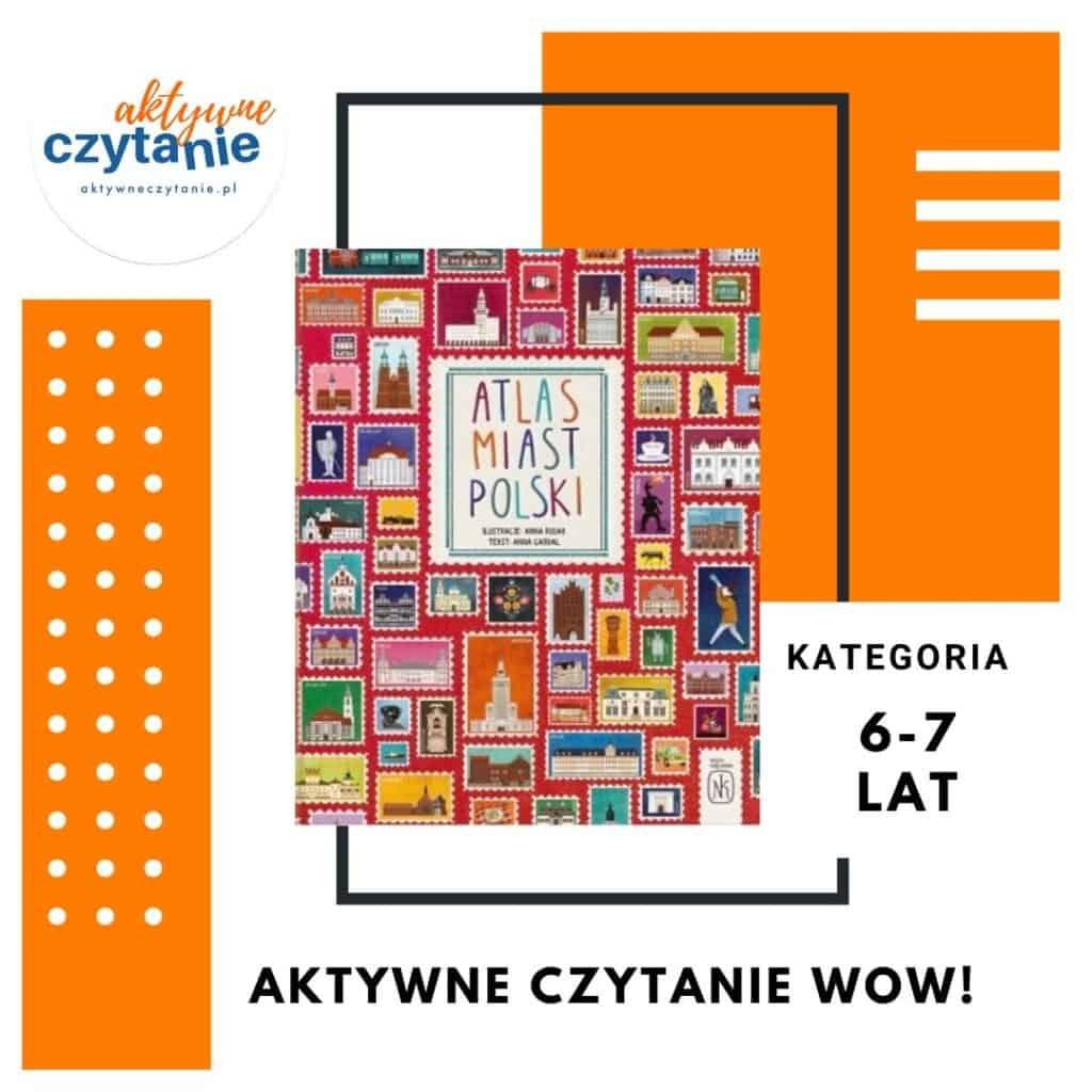Atlas miast Polski książka zgłoszona doplebiscytu