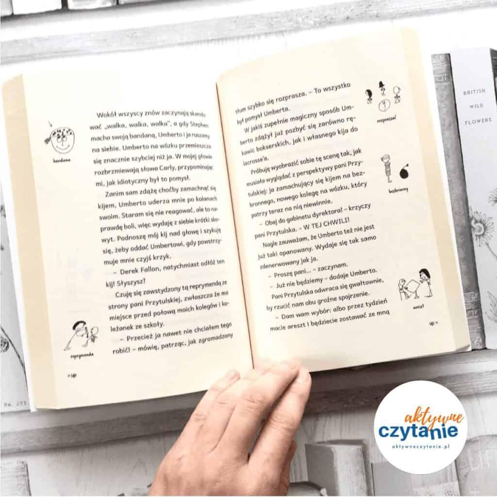 Moje życie jako... RYSOWNIK ksiązki dla dzieci aktywne czytanie 1