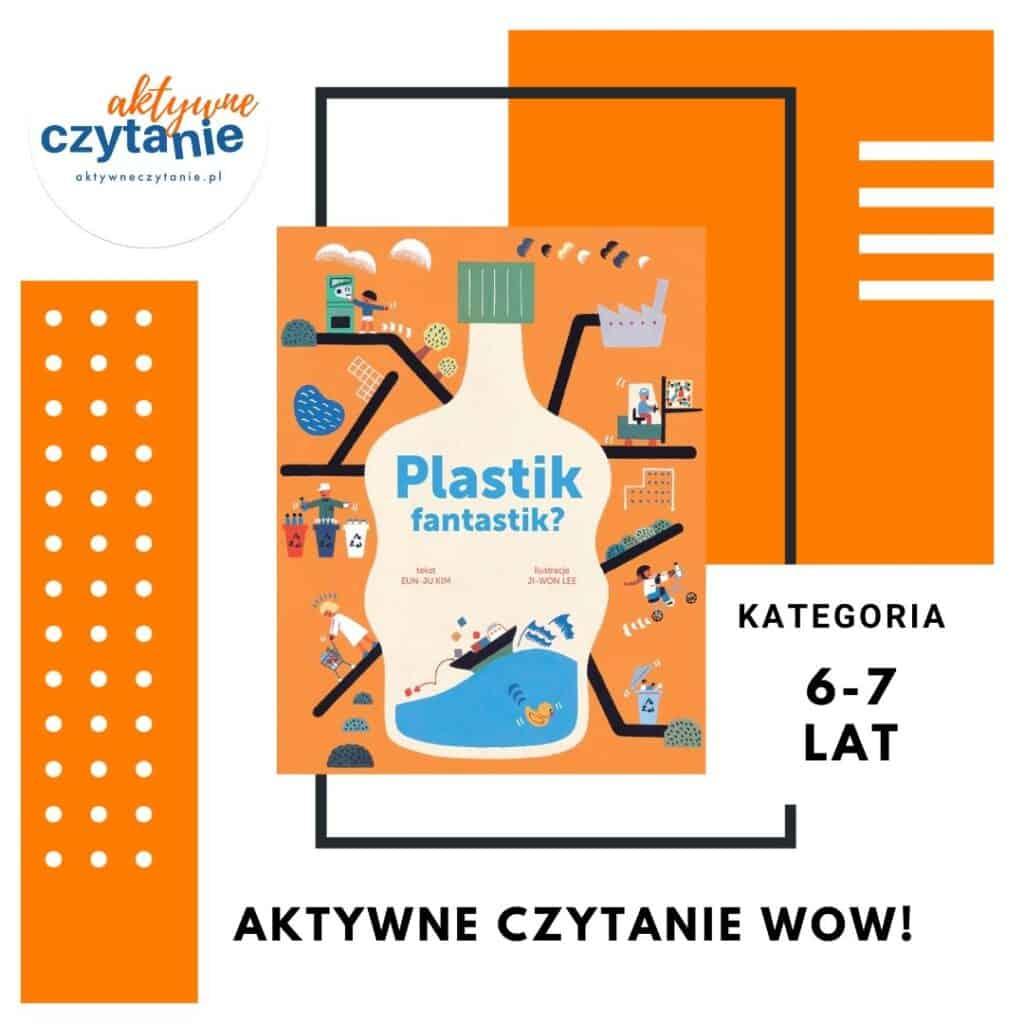 Plastik Fantastik książka zgłoszona doplebiscytu