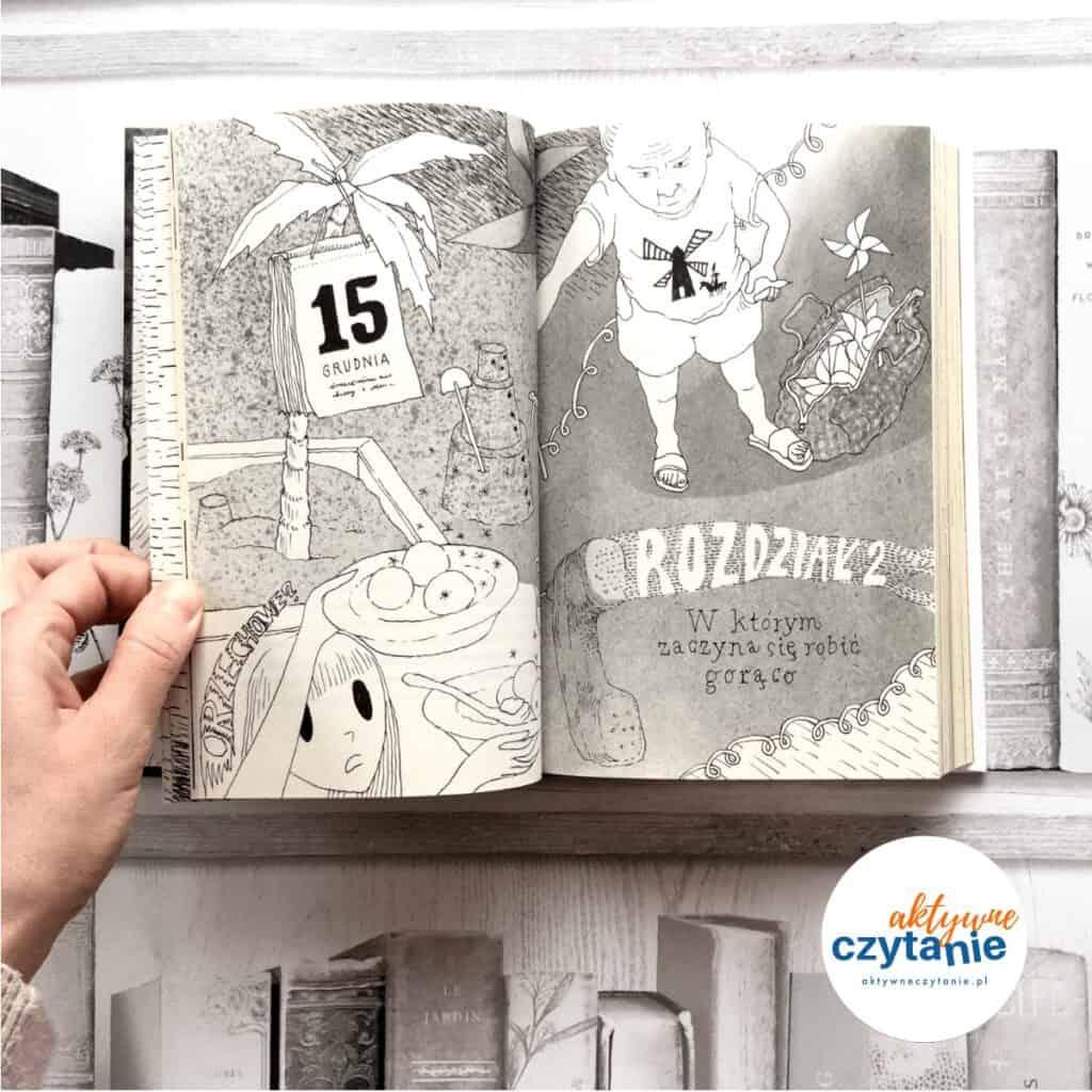Pomylony narzeczony książki dla dzieci aktywne czytanie 2