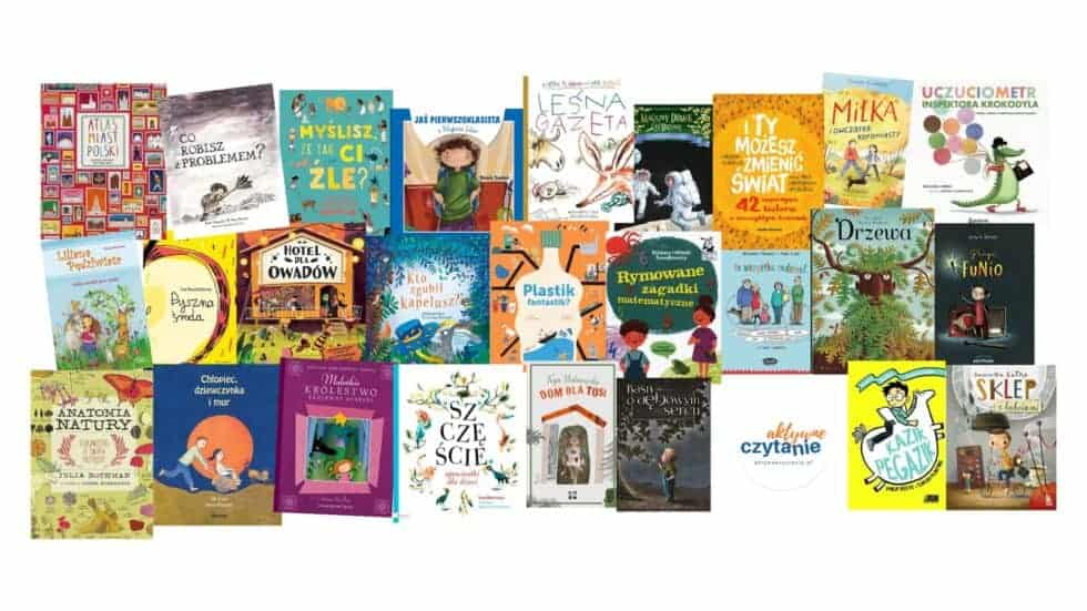 Książki dla 6-latków i7-latków
