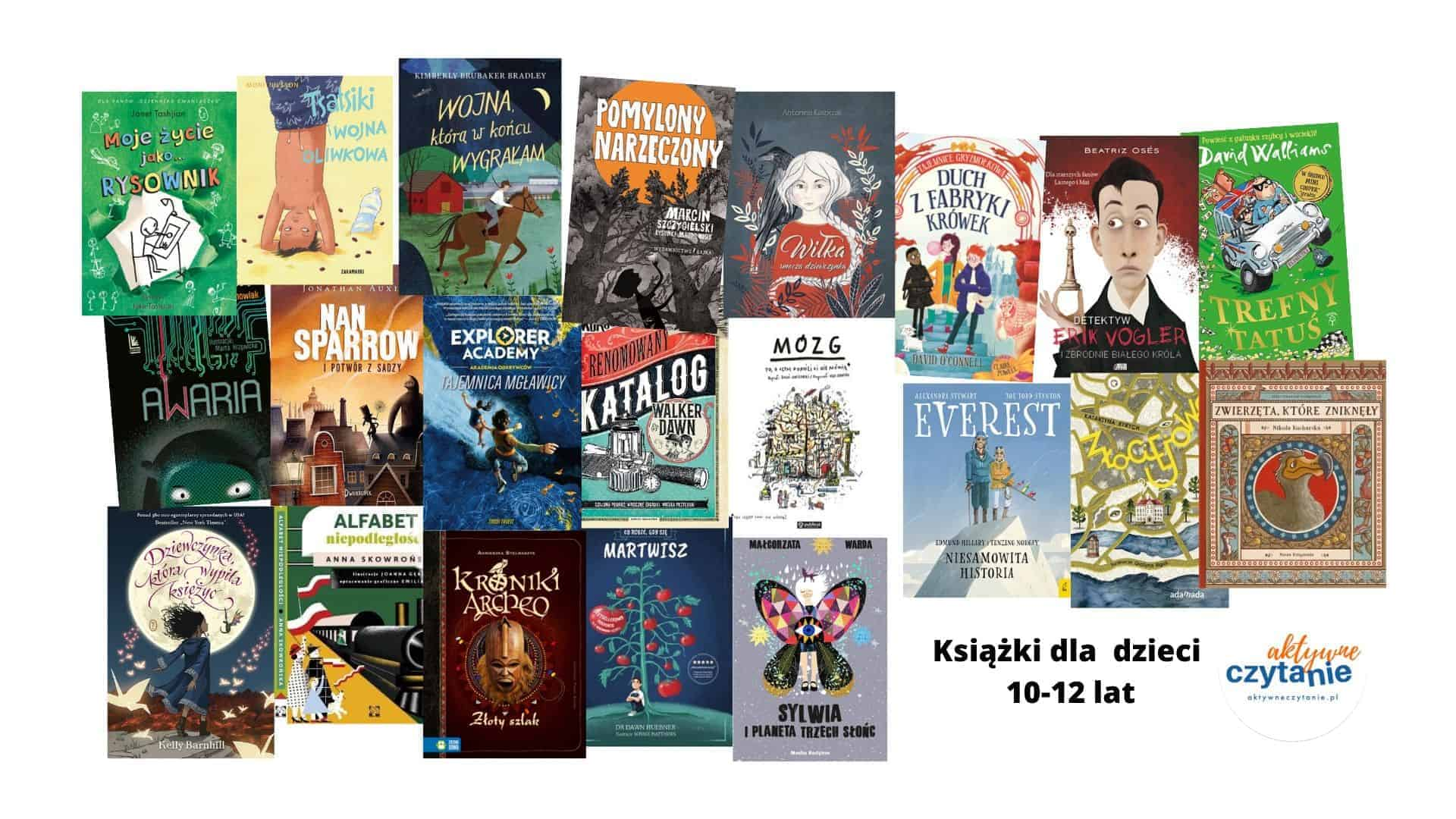 ksiazki-dla-dzieci-mlodziezy-11-12-10-lat-aktywne-czytanie