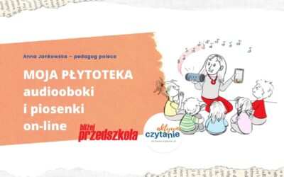 Moja płytoteka: audiobooki i piosenki on-line