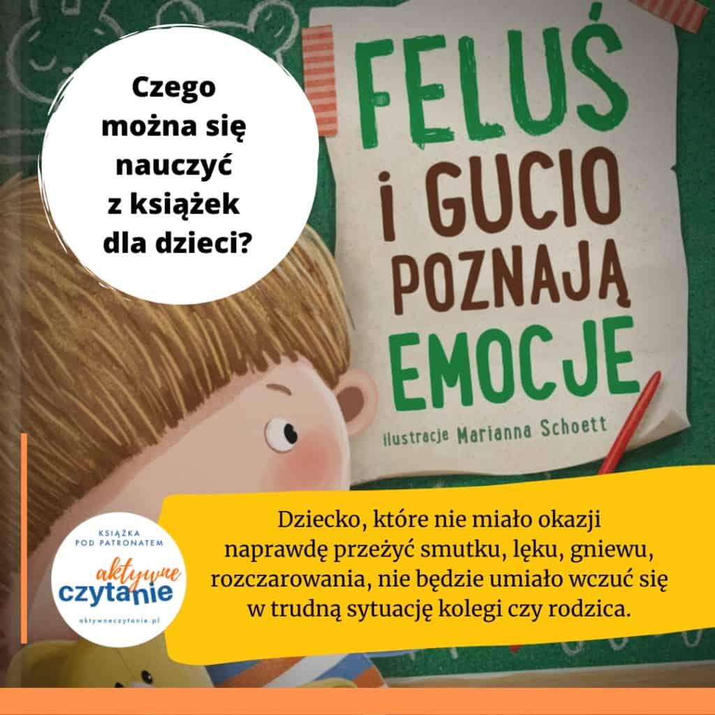 felus-i-gucio-poznaja-emocje-patronat-aktywne-czytanie