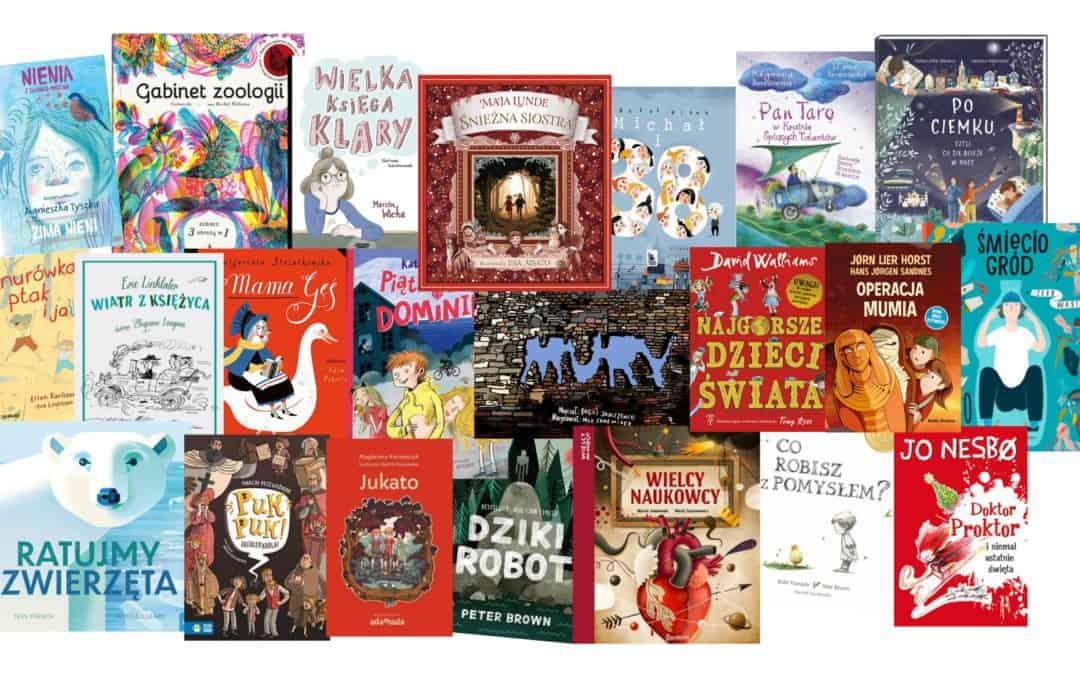 Książki dla 8-latków i9-latków
