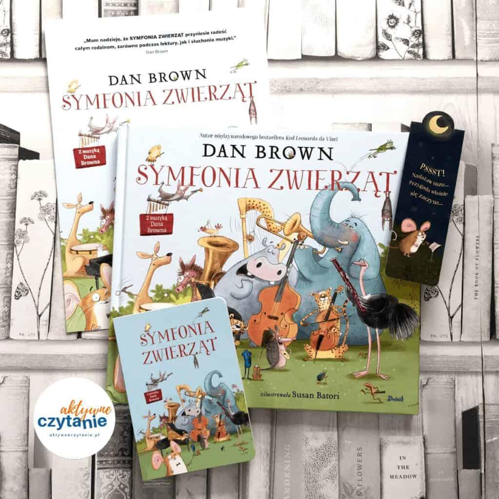 symfonia-zwierzat-dan-brown-ksiazki-dla-dzieci-aktywne-czytanie-recenzja