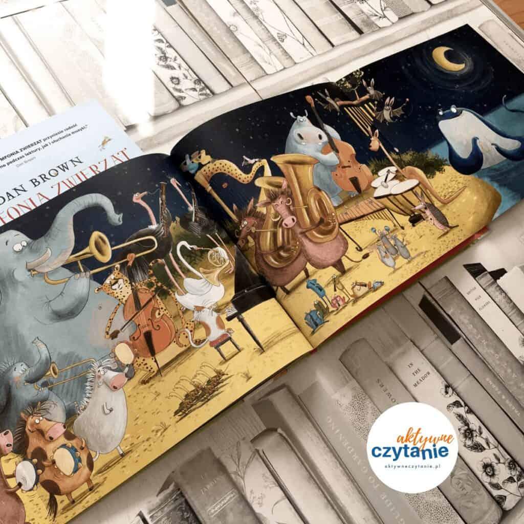 symfonia-zwierzat-recenzja-ksiazki-dla-dzieci-aktywne-czytanie-aplikacja-koncetr