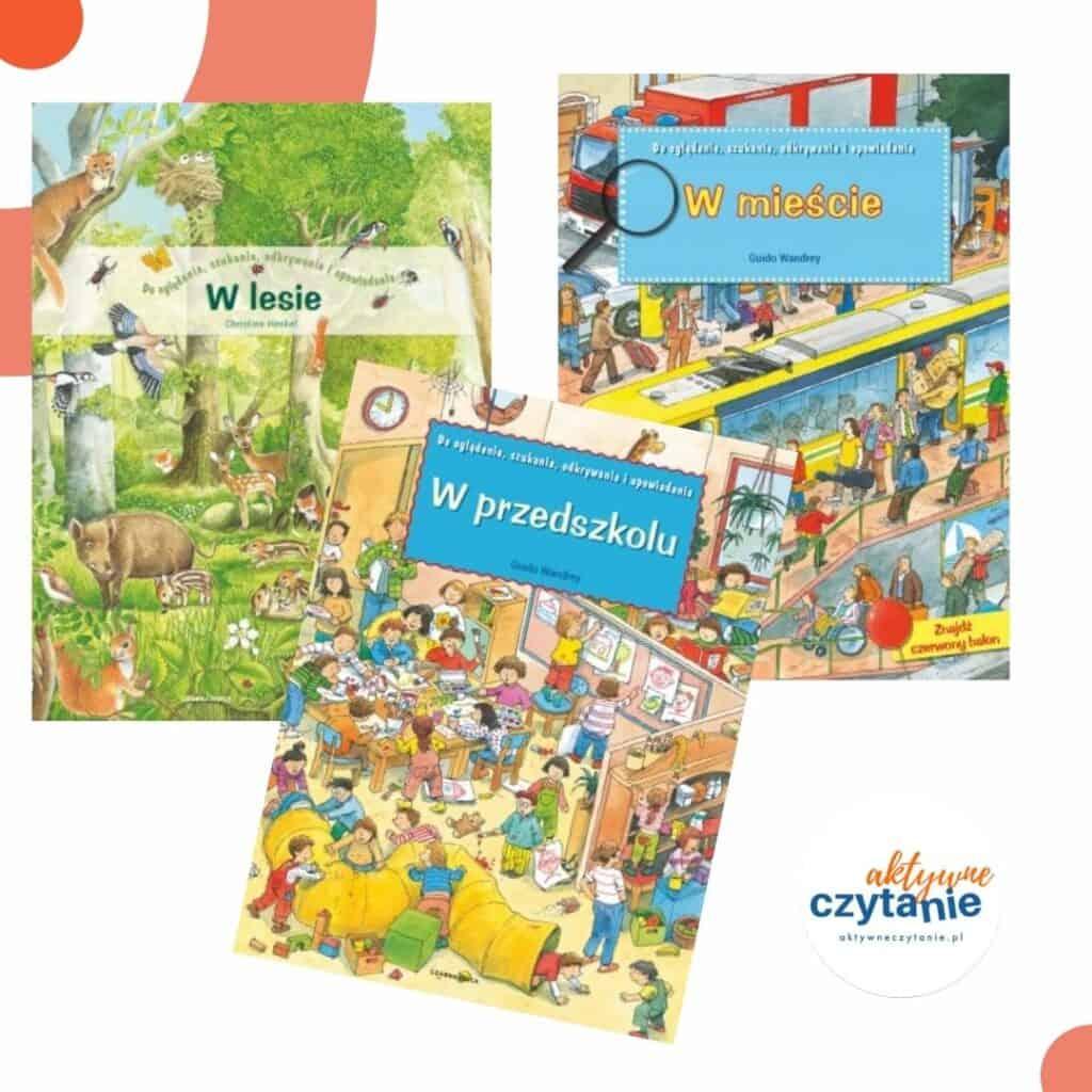 ksiazki-dla-dzieci-zapowiedzi-w-miescie-lesie-przedszkolau