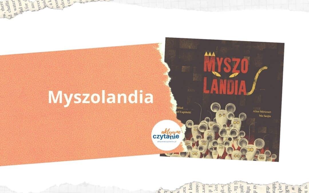 Myszolandia 🐭 Książka owolności imądrych wyborach