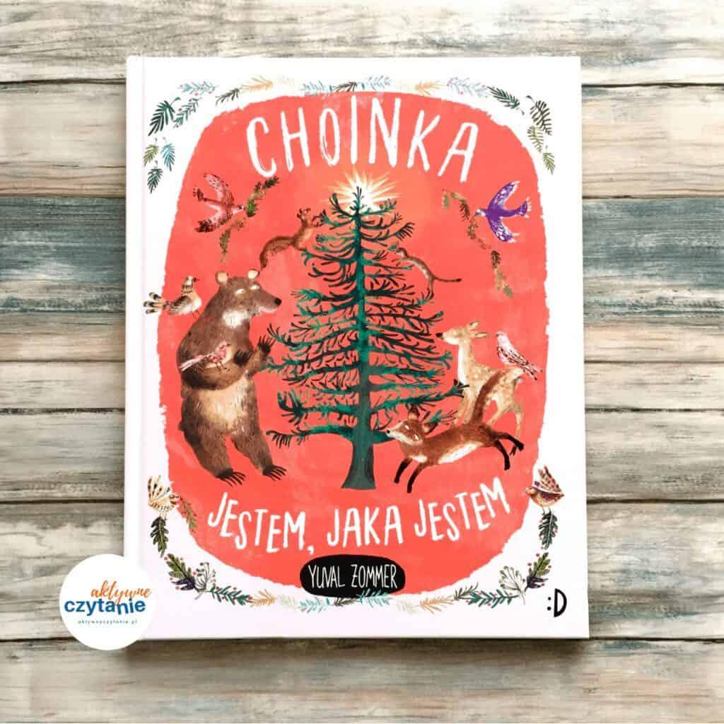 choinka-jestem-jak-jestem-recenzja-ksiazki-dla-dzieci-zima