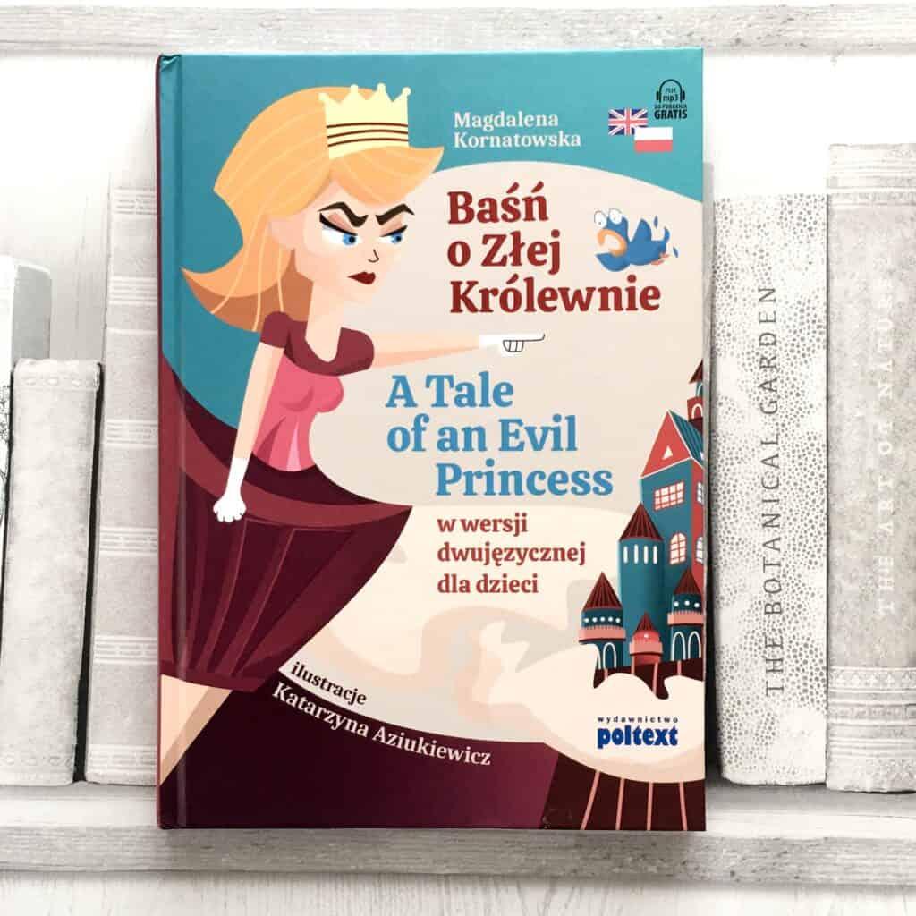 dwujezyczne-ksiazki-dla-dzieci-basn-o-zlej-krolewnie