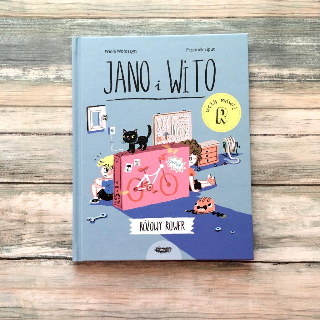 Jano-i-wito-rozowy-rower-recenzja