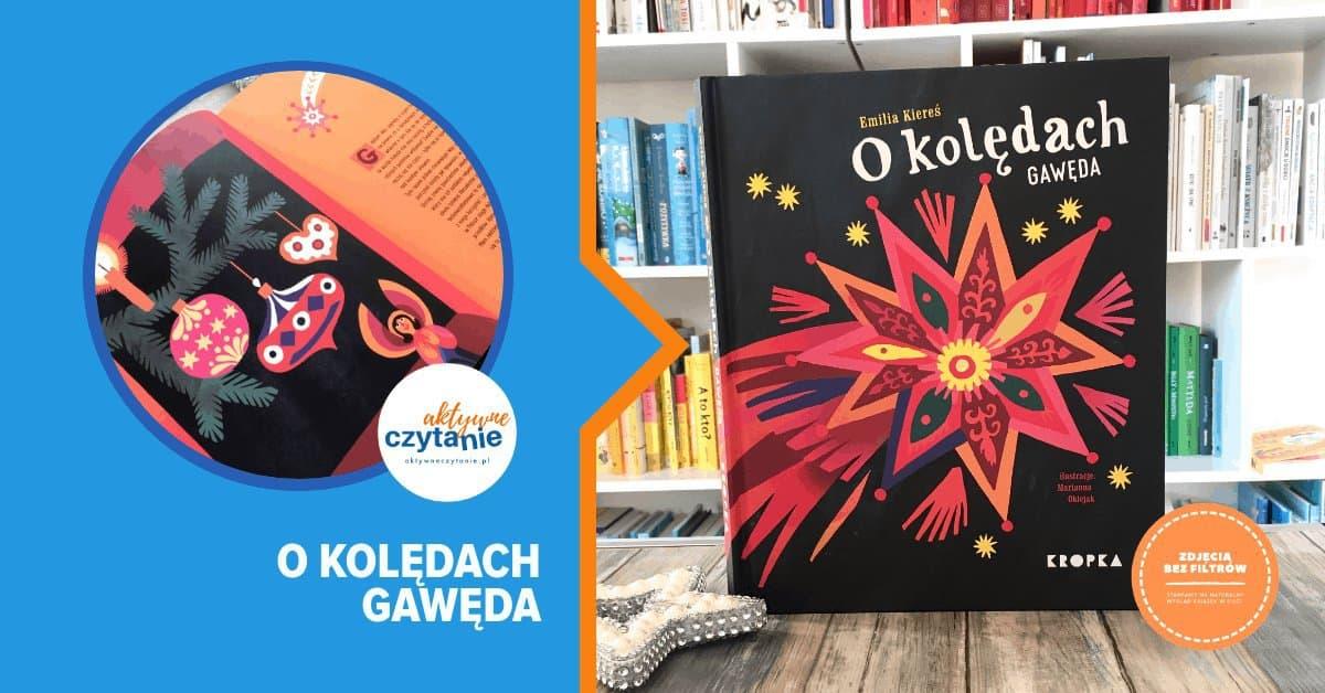 o-koledach-gaweda-recenzja-ksiazki-dla-dzieci