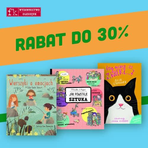 ksiazki dla dzieci aktywne czytanie wirtualne targi