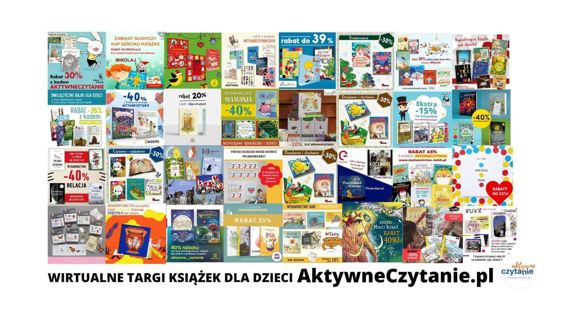 wirtualne targi ksiazek dla dzieci