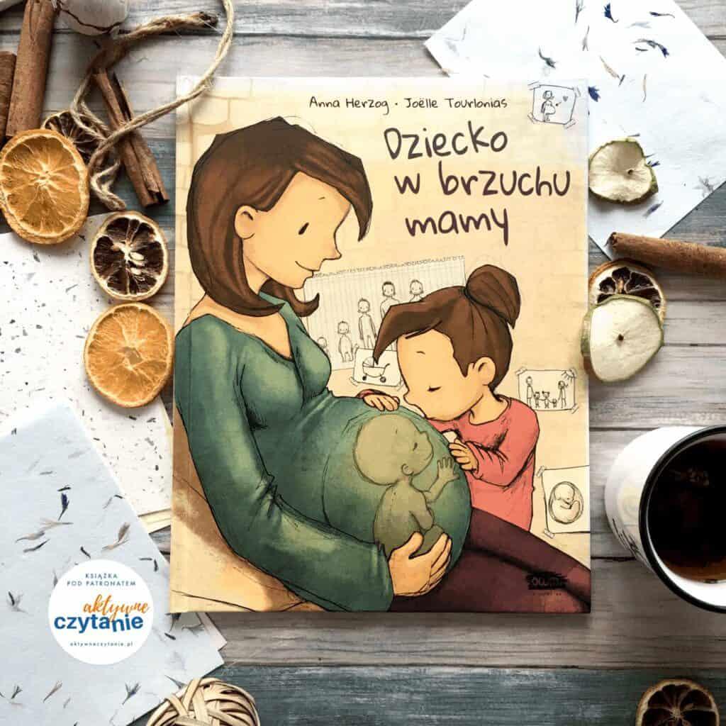 dziecko-w-brzuchu-mamy-patronat-aktywne-czytanie-ksiazki-dla-dzieci